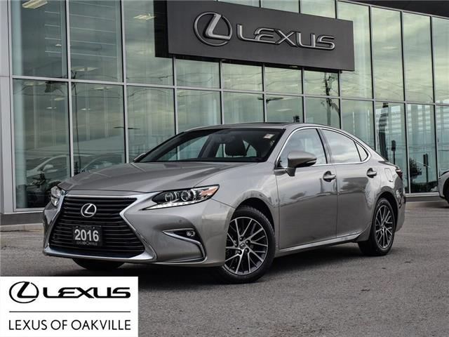 2016 Lexus ES 350 Base (Stk: UC7743) in Oakville - Image 1 of 22