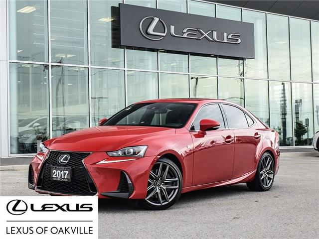 2017 Lexus IS 350 Base (Stk: UC7744) in Oakville - Image 1 of 21