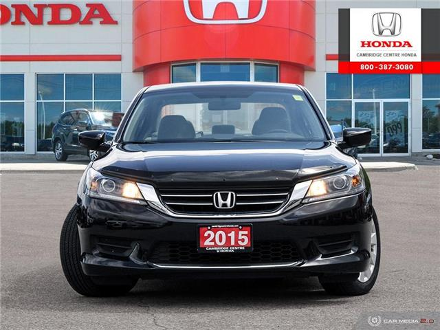 2015 Honda Accord LX (Stk: 19908A) in Cambridge - Image 2 of 27