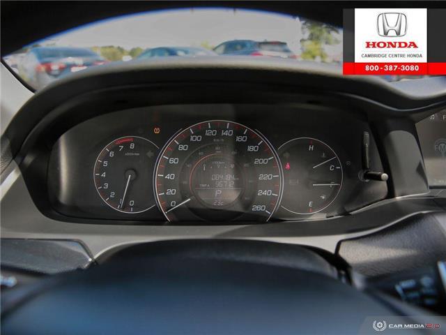 2015 Honda Accord Sport (Stk: 19899A) in Cambridge - Image 15 of 27