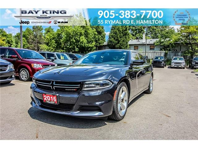 2016 Dodge Charger SE (Stk: 191503A) in Hamilton - Image 1 of 21