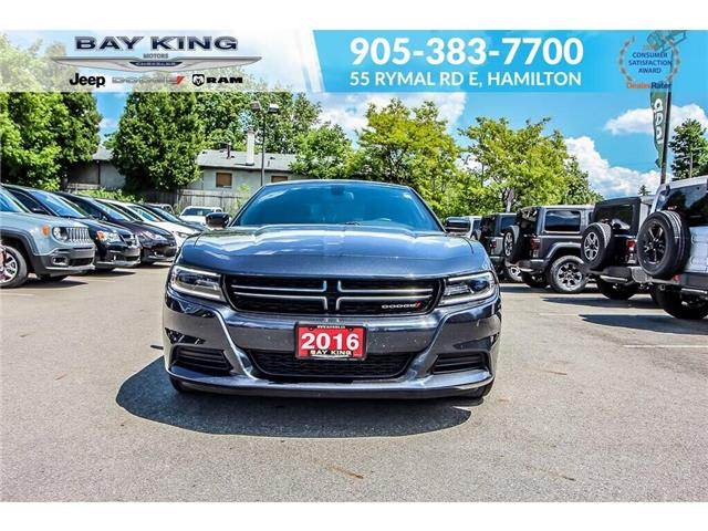 2016 Dodge Charger SE (Stk: 191503A) in Hamilton - Image 2 of 21