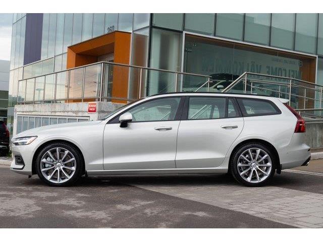 2019 Volvo V60 T6 Momentum (Stk: V0265) in Ajax - Image 1 of 30