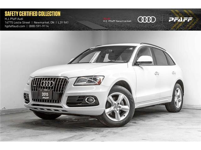 2015 Audi Q5 2.0T Komfort (Stk: A12291A) in Newmarket - Image 1 of 22