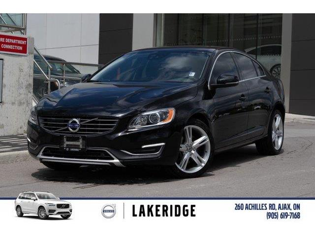 2016 Volvo S60 T5 Special Edition Premier (Stk: V0333A) in Ajax - Image 1 of 30
