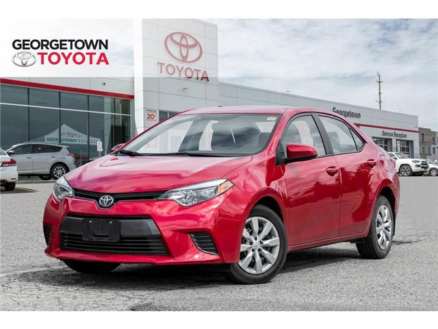 2015 Toyota Corolla  (Stk: 15-01708) in Georgetown - Image 1 of 18