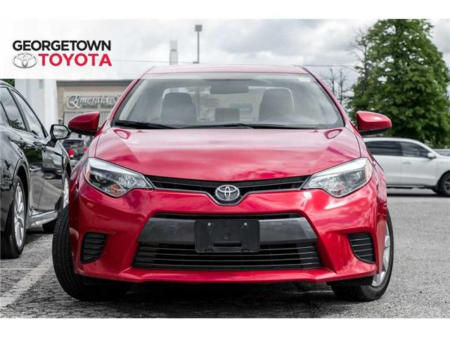 2015 Toyota Corolla  (Stk: 15-01708) in Georgetown - Image 2 of 18
