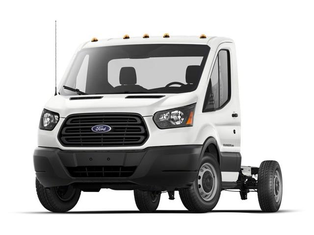 2019 Ford Transit-350 Cab Chassis Base (Stk: 1961065) in Vancouver - Image 1 of 2