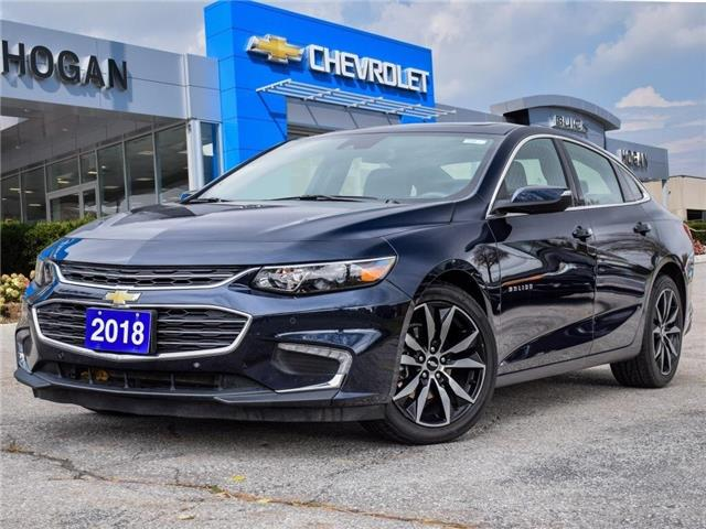 2018 Chevrolet Malibu LT (Stk: A160908) in Scarborough - Image 1 of 29