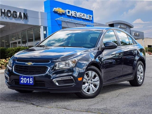 2015 Chevrolet Cruze 1LT (Stk: A122114) in Scarborough - Image 1 of 24