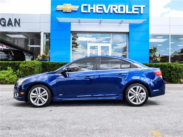 2013 Chevrolet Cruze LT Turbo (Stk: WN256903) in Scarborough - Image 2 of 27