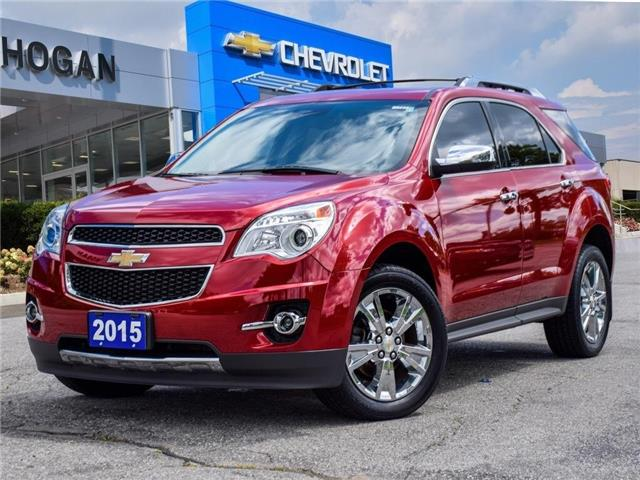 2015 Chevrolet Equinox LTZ (Stk: WN218612) in Scarborough - Image 1 of 27