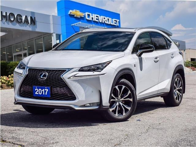 2017 Lexus NX 200t Base (Stk: W3109127) in Scarborough - Image 1 of 29