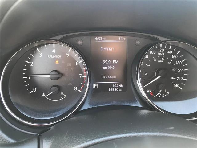 2017 Nissan Qashqai  (Stk: N1472) in Hamilton - Image 9 of 12