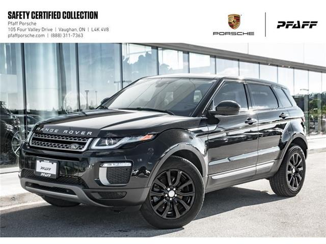 2017 Land Rover Range Rover Evoque SE (Stk: P13854A) in Vaughan - Image 1 of 22