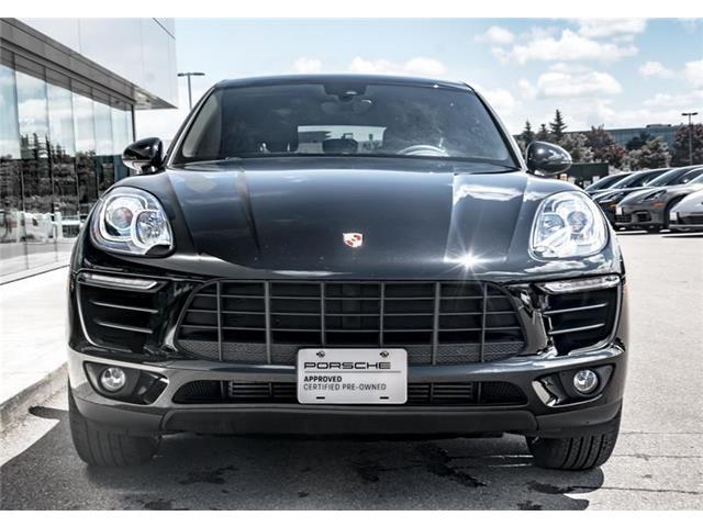 2018 Porsche Macan  (Stk: U7976) in Vaughan - Image 2 of 22