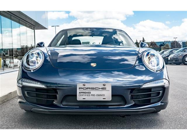 2015 Porsche 911 Carrera 4 Coupe PDK (Stk: U7956A) in Vaughan - Image 2 of 22