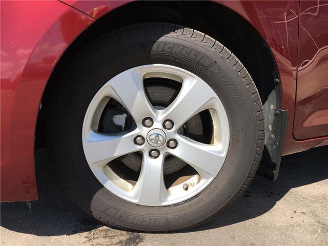 2011 Toyota Sienna LE 8 PASS NAVI, ALLOYS, POWER SLIDDING DOORS, LEAT (Stk: 44405A) in Brampton - Image 2 of 23