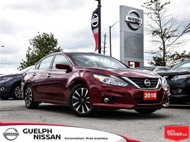 2018 Nissan Altima  (Stk: UP13625) in Guelph - Image 1 of 23