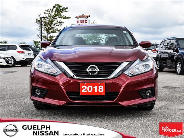 2018 Nissan Altima  (Stk: UP13625) in Guelph - Image 2 of 23