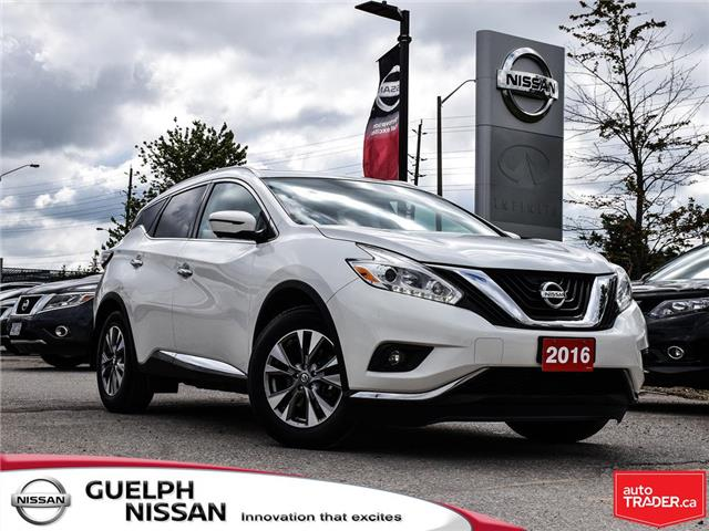 2016 Nissan Murano  (Stk: N19949A) in Guelph - Image 1 of 25