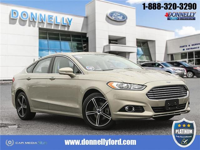 2016 Ford Fusion Titanium (Stk: PLDS624A) in Ottawa - Image 1 of 28
