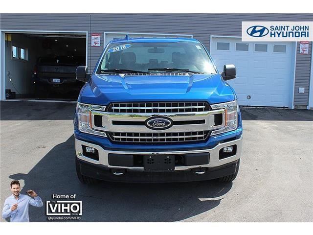 2018 Ford F-150  (Stk: U2224) in Saint John - Image 2 of 16