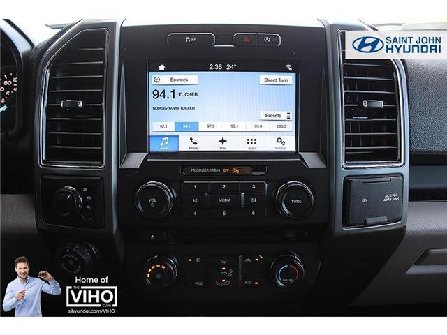 2018 Ford F-150  (Stk: U2224) in Saint John - Image 13 of 16