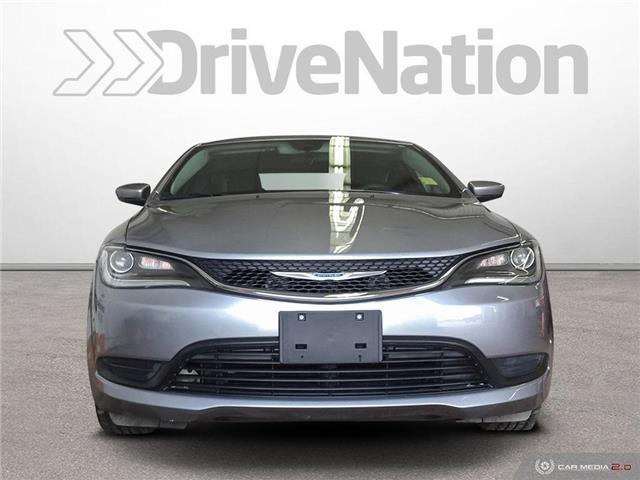 2016 Chrysler 200 LX (Stk: B2065) in Prince Albert - Image 2 of 25