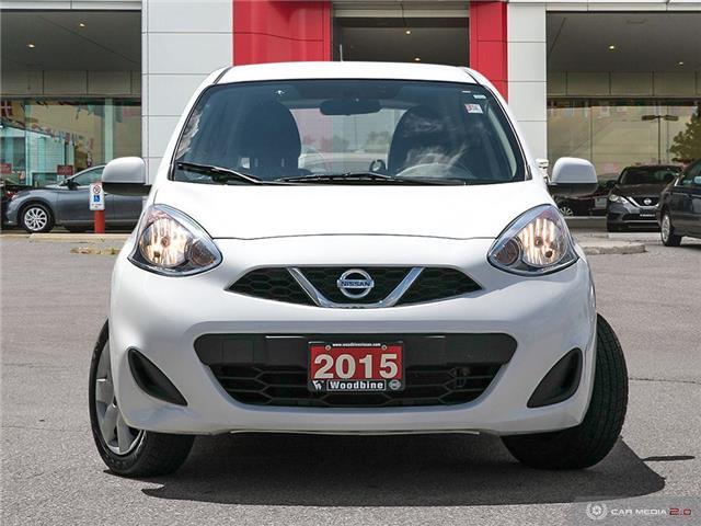 2015 Nissan Micra SV (Stk: QA19-056A) in Etobicoke - Image 2 of 20