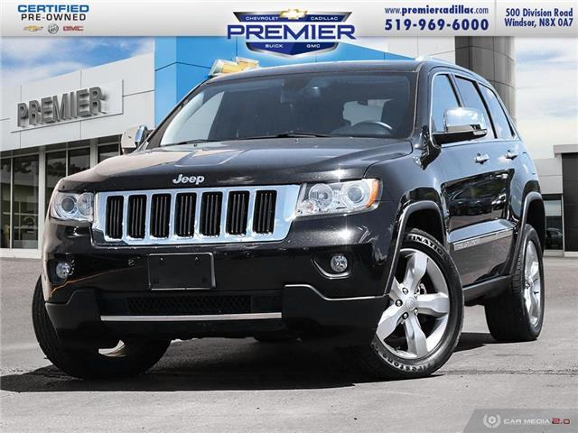2012 Jeep Grand Cherokee Limited (Stk: 191962A) in Windsor - Image 1 of 27