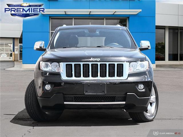 2012 Jeep Grand Cherokee Limited (Stk: 191962A) in Windsor - Image 2 of 27