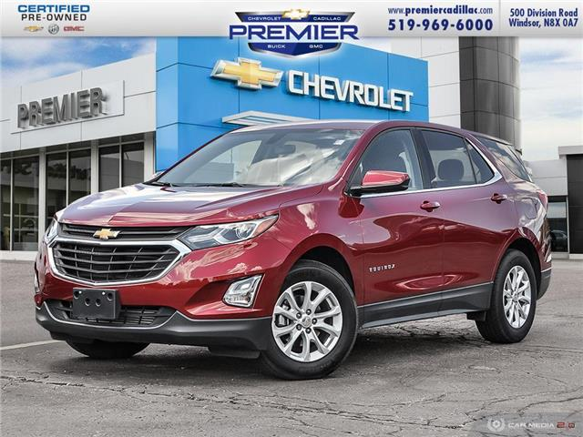 2018 Chevrolet Equinox LT (Stk: 191031A) in Windsor - Image 1 of 28