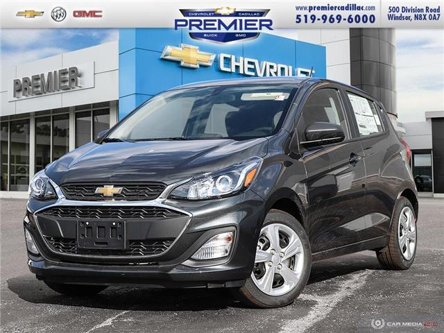 2019 Chevrolet Spark LS CVT (Stk: 191986) in Windsor - Image 1 of 25