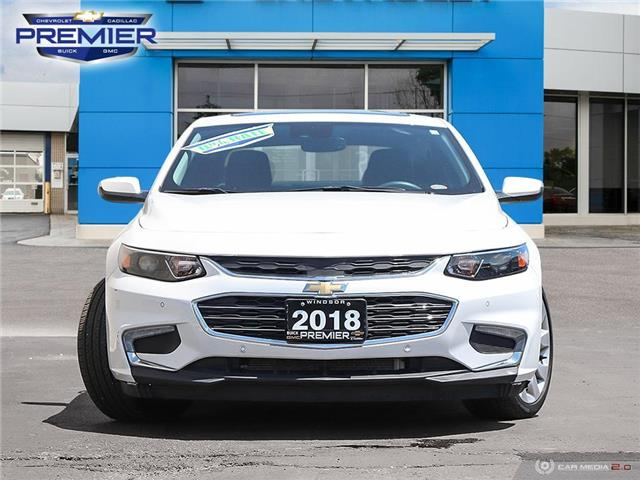 2018 Chevrolet Malibu Premier (Stk: P19154) in Windsor - Image 2 of 29