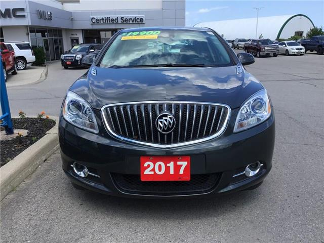 2017 Buick Verano Leather (Stk: K416B) in Grimsby - Image 2 of 14