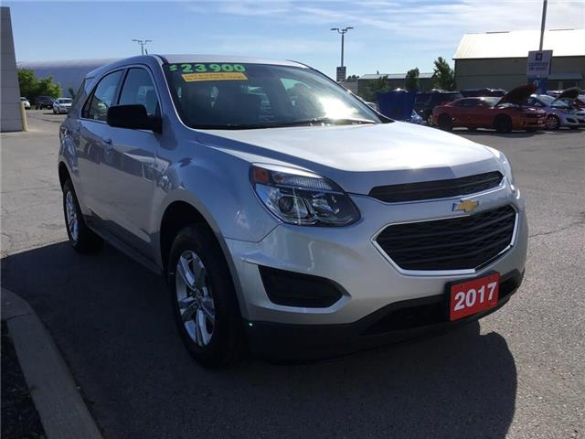 2017 Chevrolet Equinox LS (Stk: K387A) in Grimsby - Image 3 of 14