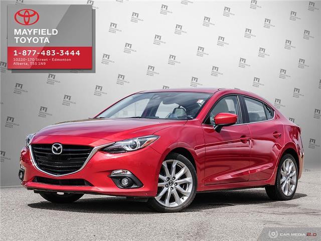 2014 Mazda Mazda3 GT-SKY (Stk: 194101A) in Edmonton - Image 1 of 28