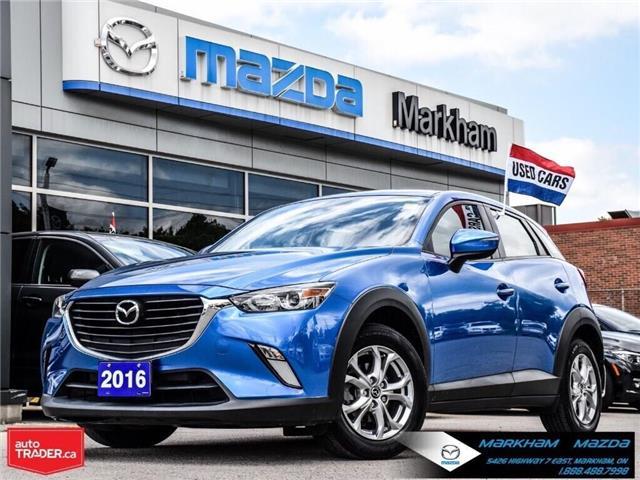 2016 Mazda CX-3  (Stk: H190587A) in Markham - Image 1 of 26