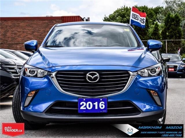 2016 Mazda CX-3  (Stk: H190587A) in Markham - Image 2 of 26