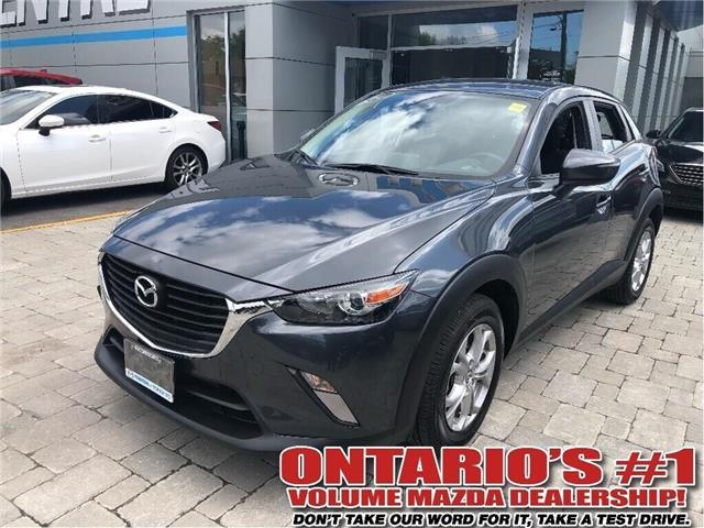 2017 Mazda CX-3 GS (Stk: P2291) in Toronto - Image 1 of 19