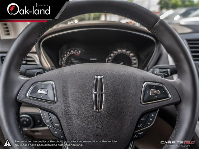 2019 Lincoln MKC Reserve (Stk: A3148) in Oakville - Image 13 of 26