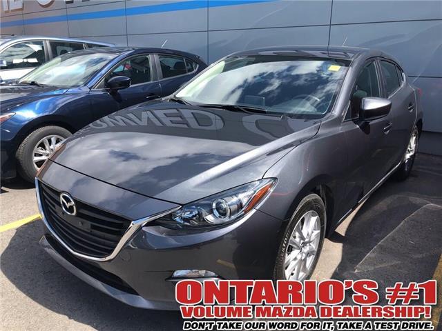 2016 Mazda Mazda3 Sport GS (Stk: p2395) in Toronto - Image 1 of 11