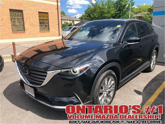 2017 Mazda CX-9 GT (Stk: 81273a) in Toronto - Image 1 of 18
