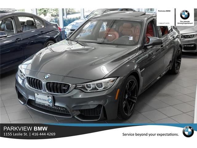 2016 BMW M3 Base (Stk: PP8523) in Toronto - Image 1 of 22