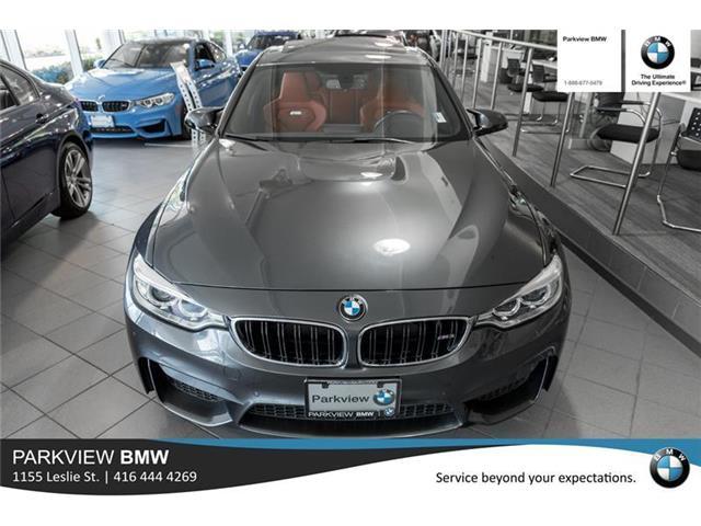 2016 BMW M3 Base (Stk: PP8523) in Toronto - Image 2 of 22