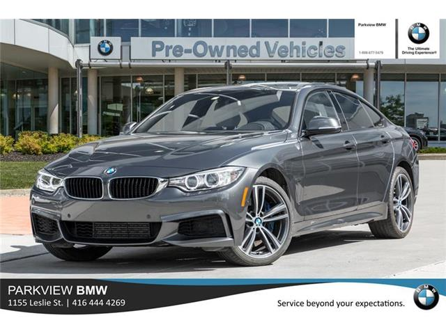 2016 BMW 435i xDrive Gran Coupe (Stk: PP8622) in Toronto - Image 1 of 20