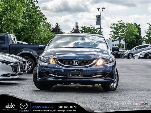 2014 Honda Civic LX (Stk: 19-0643A) in Mississauga - Image 2 of 26