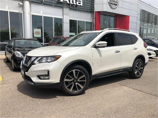 2019 Nissan Rogue  (Stk: Y19R013D) in Woodbridge - Image 2 of 19