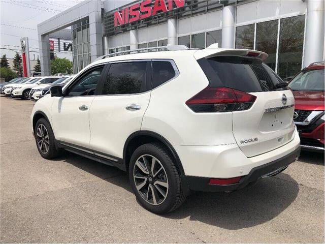 2019 Nissan Rogue  (Stk: Y19R013D) in Woodbridge - Image 4 of 19
